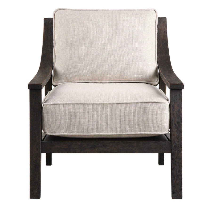 Lyle Rustic Accent Chair