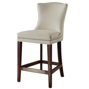 Dariela Faux Leather Counter Stool