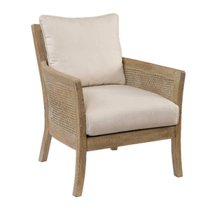 Encore Natural Off-White Armchair