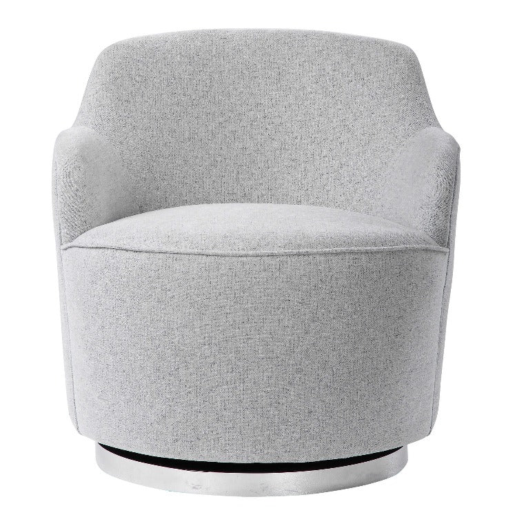 Hobart Swivel Chair - taylor ray decor