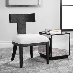 Idris Armless Accent Chair - taylor ray decor