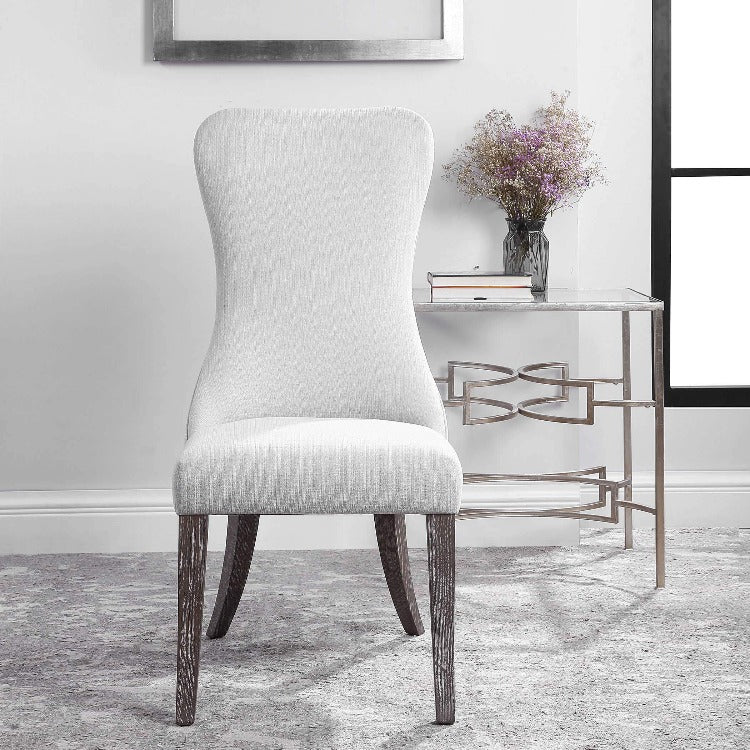 Caledonia Armless Accent Chair - taylor ray decor
