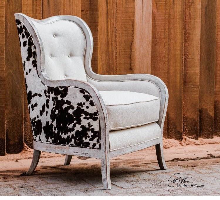 Chalina High Back Armchair