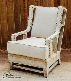 Schafer Linen Armchair