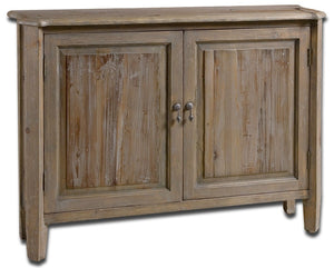 Altair Reclaimed Wood Console Cabinet - taylor ray decor