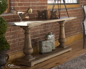 Stratford Rustic Console