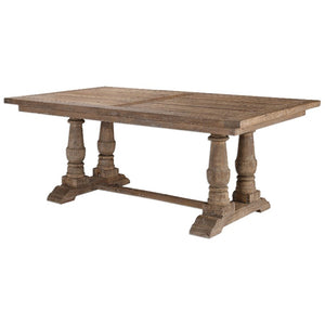 Stratford Salvaged Wood Dining Table - taylor ray decor