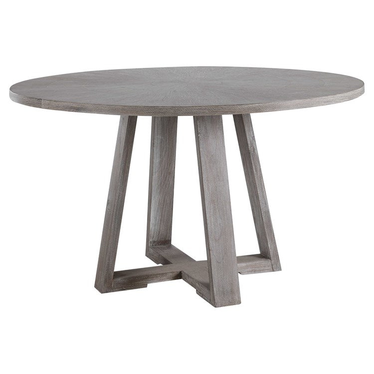 Gidran Solid Wood Dining Table - taylor ray decor