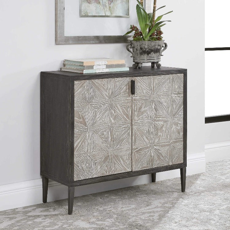 Laurentia 2 Door Cabinet