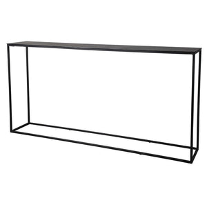 Coreene Industrial Large Console Table - taylor ray decor
