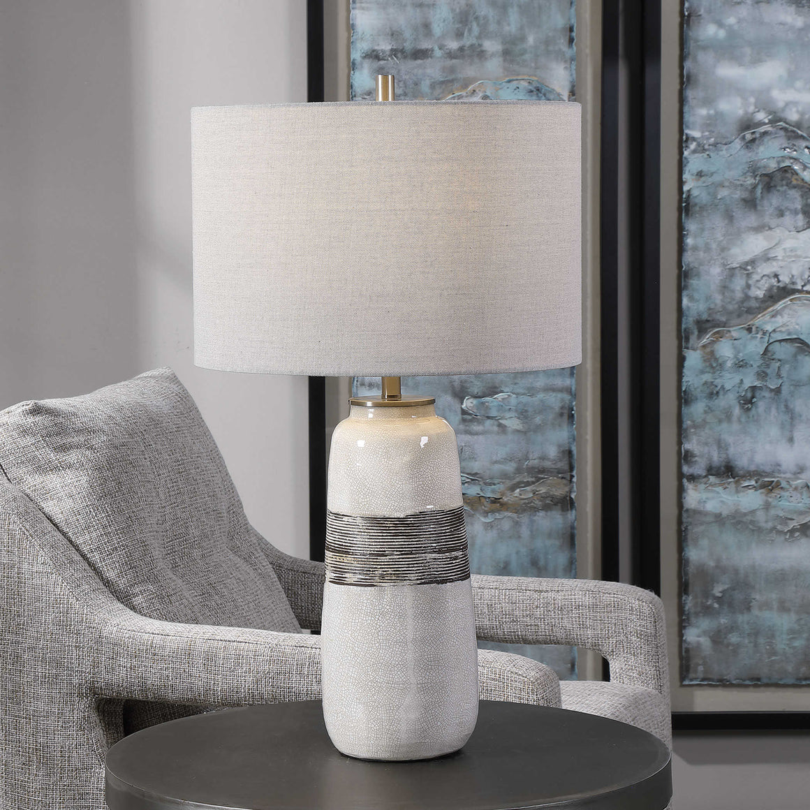 Comanche Table Lamp - taylor ray decor