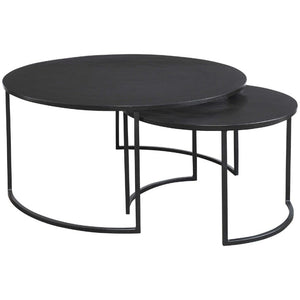 Barnette Nesting Coffee Tables, S/2 - taylor ray decor