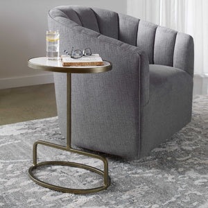 Jessenia Accent Table, Marble - taylor ray decor