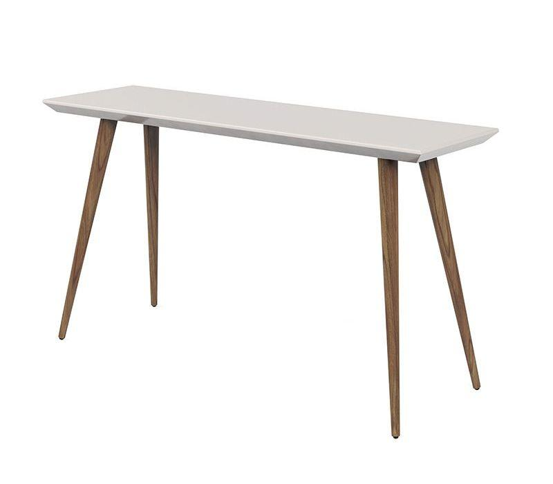 "Moore 51.18"" Modern Sideboard Table in Off White"