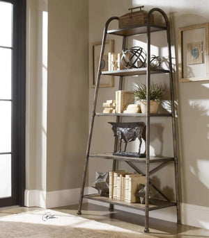 Zosar Industrial Etagere