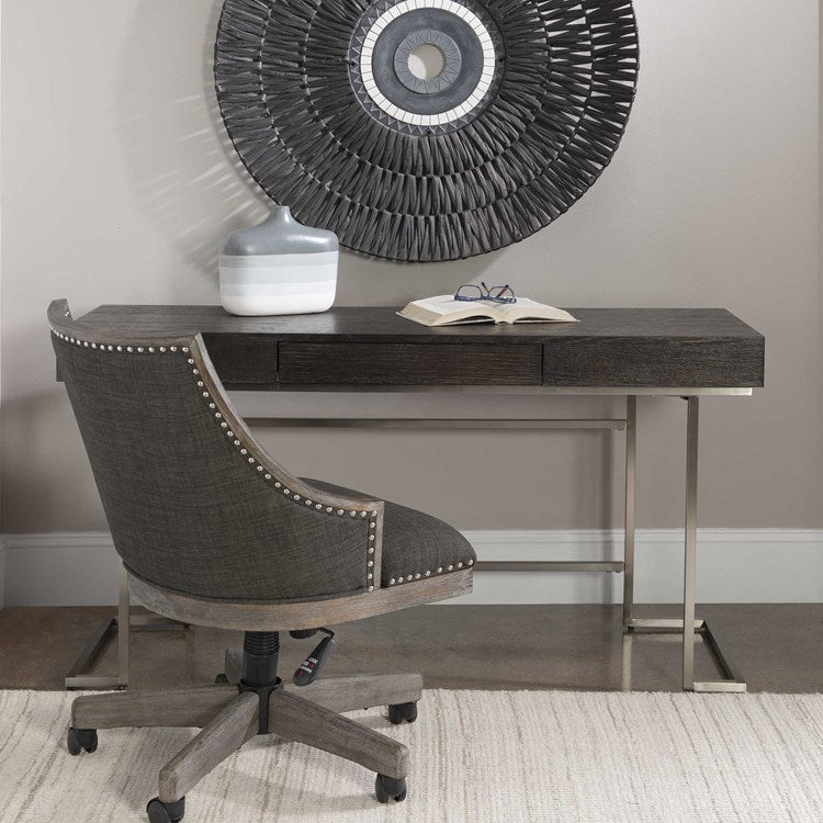 Claude Contemporary Home Office Desk - taylor ray decor