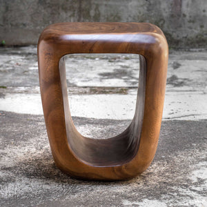 Loophole Accent Stool - taylor ray decor