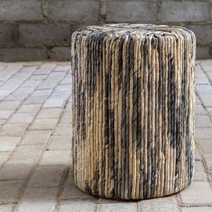 Sunda Coastal Accent Stool