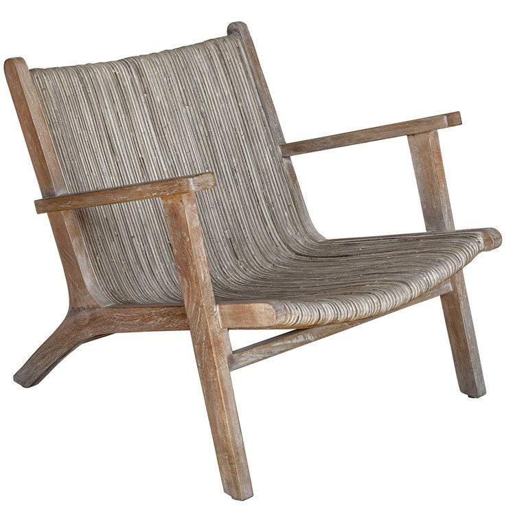 Aegea Coastal Accent Chair