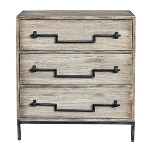 Jory Aged Ivory Accent Chest - taylor ray decor
