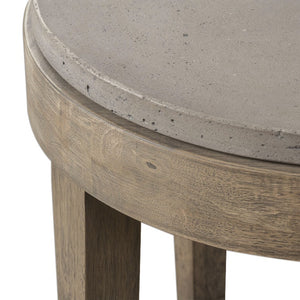 Deka Round Accent Table - taylor ray decor