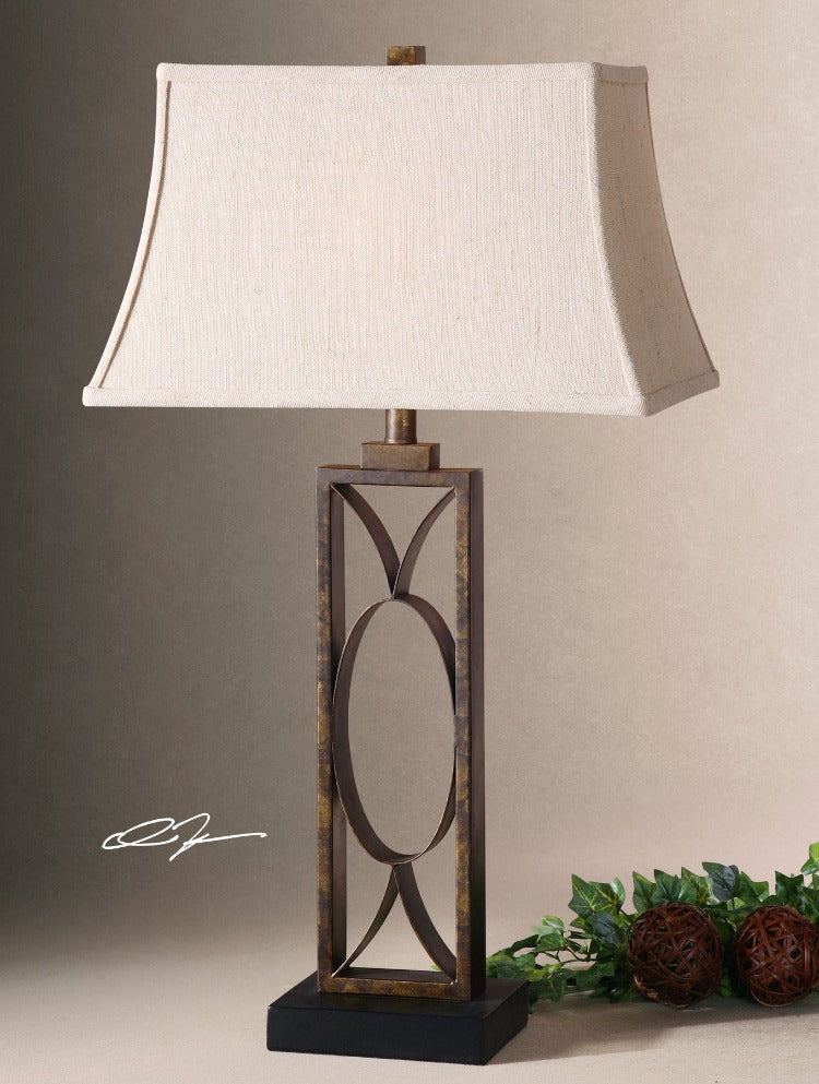 Manicopa Bronze Table Lamp