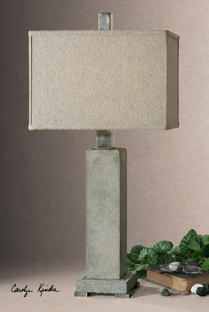 Risto Concrete Table Lamp