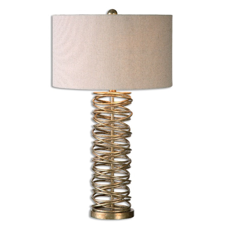Amarey Metal Ring Table Lamp - taylor ray decor