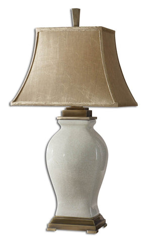 Rory Ivory Porcelain Table Lamp - taylor ray decor