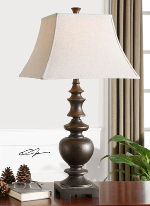 Verrone Bronze Table Lamp - taylor ray decor