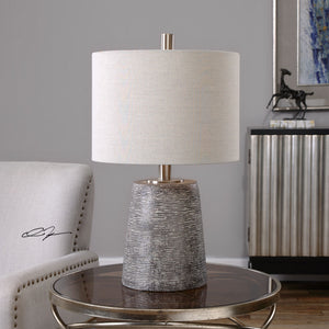 Duron Bronze Ceramic Lamp - taylor ray decor