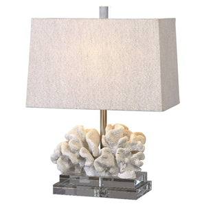 Coral Sculpture Table Lamp - taylor ray decor