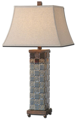 Mincio Ceramic Table Lamp - taylor ray decor