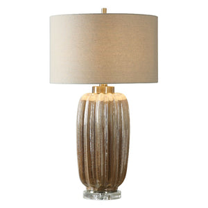 Gistova Gold Table Lamp