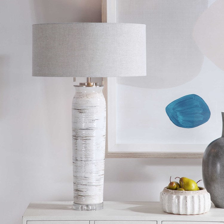 Lenta Ceramic Table Lamp