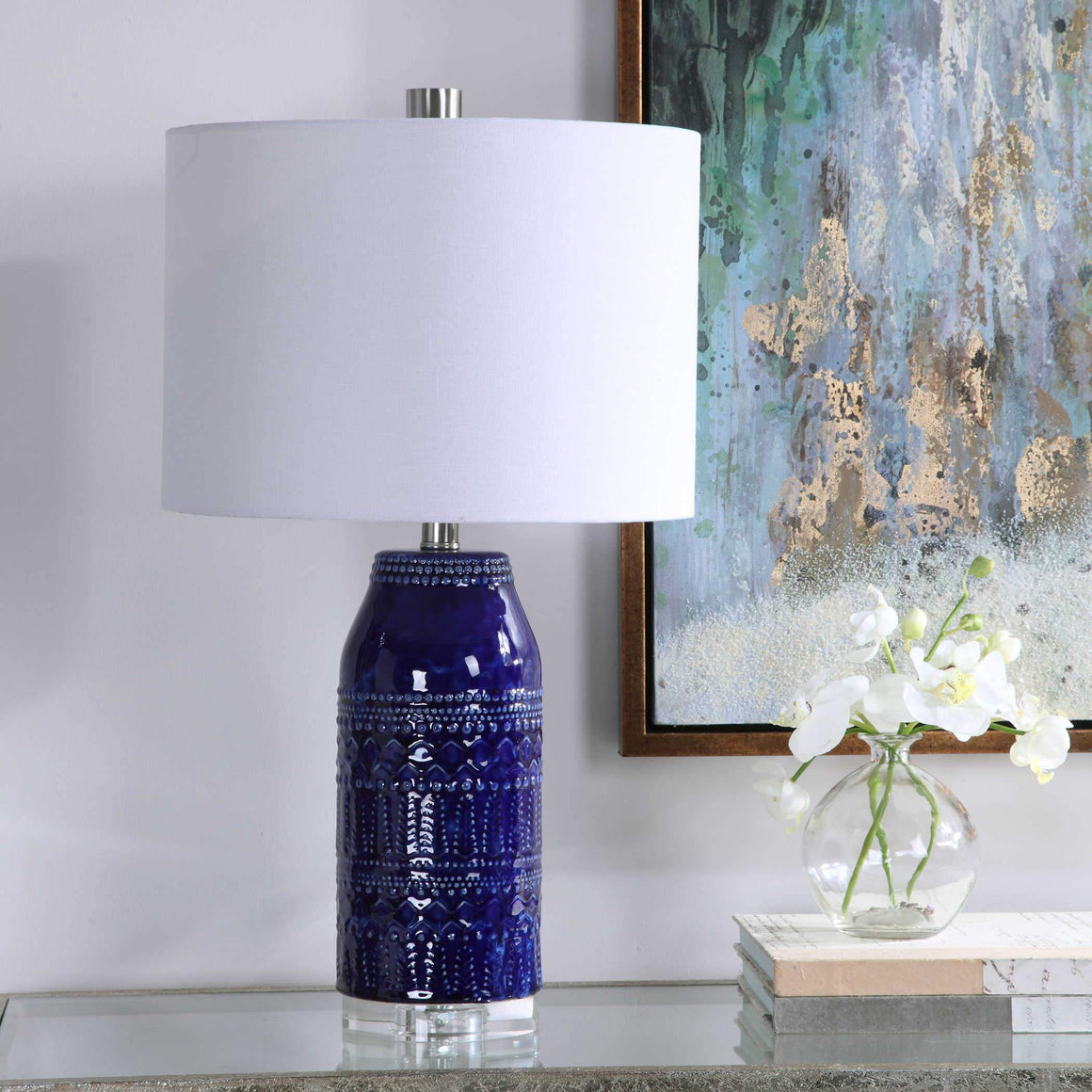 Reverie Table Lamp - taylor ray decor