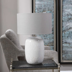 Winterscape Table Lamp
