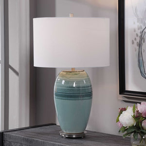 Caicos Table Lamp - taylor ray decor