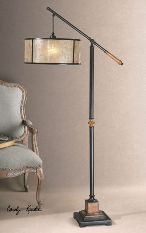 Sitka Lantern Floor Lamp - taylor ray decor