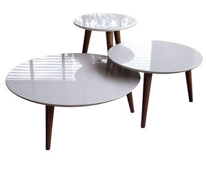 3-Piece Moore Modern Round Tables Set - taylor ray decor
