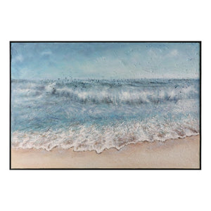Rolling Tide Landscape Art - taylor ray decor