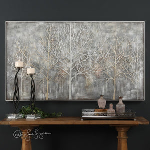 Parkview Hand Painted Landscape Art - taylor ray decor