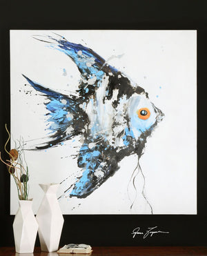 Blue Angel Ocean Art - taylor ray decor