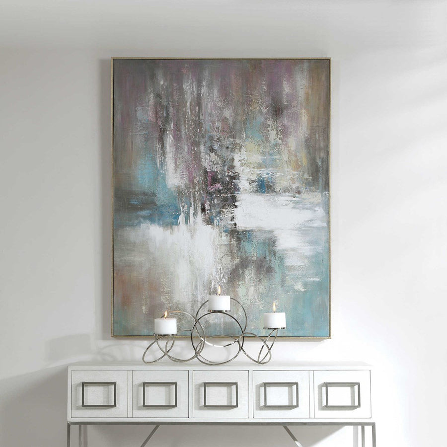 Elevation Hand Painted Canvas - taylor ray decor