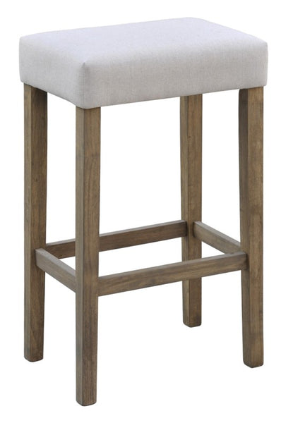 "CLASSIC 30"" SADDLE STOOL - SET OF 2"