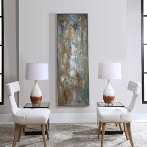 Enigma Hand Painted Canvas - taylor ray decor