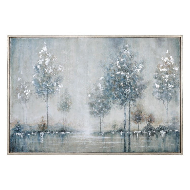 Walk In The Meadow Landscape Art - taylor ray decor