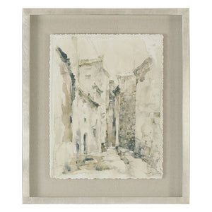 Alley Vintage Framed Print - taylor ray decor