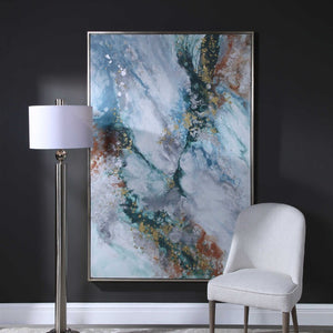 Mercury Hand Painted Canvas - taylor ray decor
