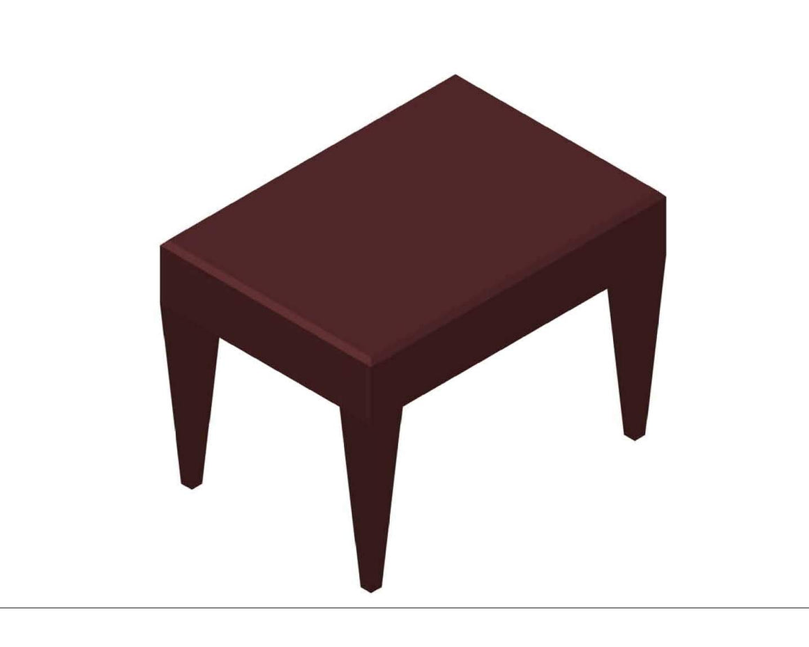 Finale Rectangular Wood End Table - taylor ray decor